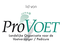 ProVoet branchevereniging pedicures